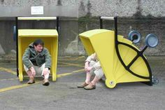 Homeless Homes.. cool ideas for shelters