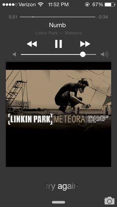 Numb // Linkin Park