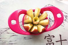 Cortador de maçã da Daiso Japan