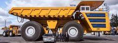 Resultado de imagen de Fotos de camiones enormes
