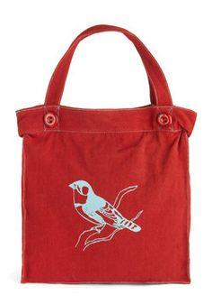 One Way Ticket Bag in Bird, #ModCloth