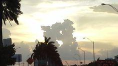 Miami sunset!