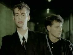 """PET SHOP BOYS / WEST END GIRLS (1984) -- Check out the """"I ♥♥♥ the 80s!! (part 2)"""" YouTube Playlist --> http://www.youtube.com/playlist?list=PL4BAE4D6DE43F0951 #1980s #80s"""