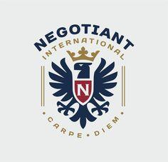 Crest logo design / Dizajn i izrada logotipa - My logo design work / Izrada logotipa portfolio