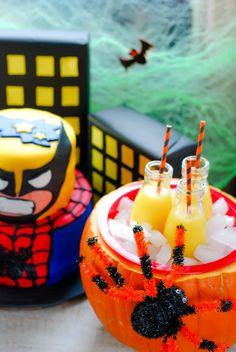 MARVEL Halloween Party