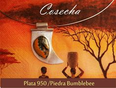 Collar cosecha ☆ inspirado en Tribus de Africa ☆ www.alem.cl
