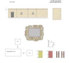 TODORECORTABLES SUEÑOS DE PAPEL: CASAS DE RECORTABLES Paper Bag Crafts, Cardboard Crafts, Paper Toys, Paper Craft, Paper Doll House, Paper Houses, Dollhouse Miniature Tutorials, Dollhouse Miniatures, Mini Chair