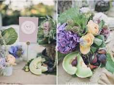 French Inspired Wedding Flowers by California Designer Panacea Event Floral Design