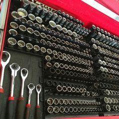 Tool Box Organization Wrench Rails-ის სურათის შედეგი
