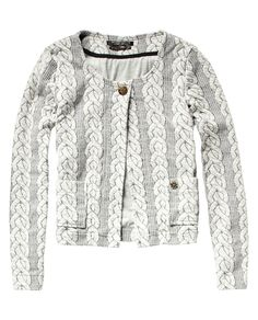 Sailor inspired jacket - Inbetweens - Scotch & Soda Online Shop