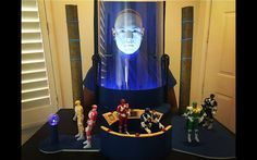 Crean un #cosplay de Zordon, guía de los #PowerRangers | Movistar Next #morphicon