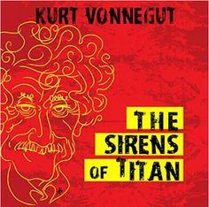 #영어  읽기의 아름다움 #English : #영어 #커트_보네것 Curt #Vonnegut의 타이탄의 미녀 The Sirens of ...