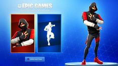 Fortnite Skin Ikonik on the I have an I'm happy to redeem the skin for you. You'll need to send me your epic details, once redeemed account will be wiped from the phone. Please see recent feedback, reliable and trustworthy seller! Epic Games Account, Epic Games Fortnite, Video Game Shelf, Ghoul Trooper, Funny Text Memes, League Of Legends Game, Video Games Xbox, Battle Royale Game, Free Games