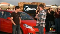 Stephen Moyer on Top Gear