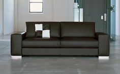 edle polstergarnitur von w schillig aus der black label serie modell. Black Bedroom Furniture Sets. Home Design Ideas