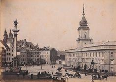 XIX w. Plac Zamkowy https://www.facebook.com/ArktourWHU/photos/a