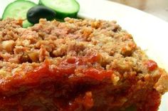 The Meatloaf With The Sauce! Recipe - Food.com -