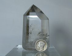 Brazilian Clear Quartz Mineral Terminated by DanPickedMinerals