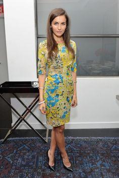 Camilla Belle's Look