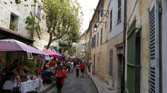 La Cadière d'Azur, France.