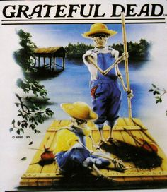 Grateful Dead, Huck Finn This is one of my favorites
