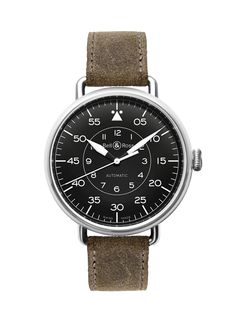 Collection Vintage WW1 & WW2 - Vintage WW1 - Bell & Ross Official Site #menswatchesmilitary