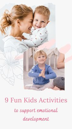 9 activities for social emotional learning in young children. These activities for social development will help your preschoolers and school starters to flourish! Sensory Activities, Hands On Activities, Learning Activities, Preschool Activities, Feelings List, Social Emotional Activities, Breastfeeding Support, Preschool Books, Emotional Development