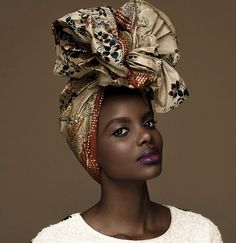 African inspired fashion