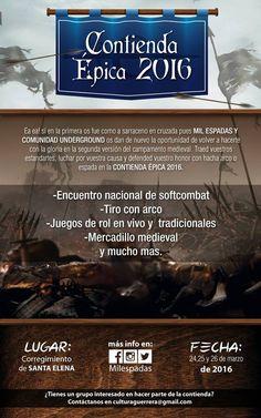 Contienda Épica 2016 - Medellín, Colombia, 24 al 26 de Marzo 2016 ~ Kagi Nippon He ~ Anime Nippon-Jin
