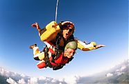 Jump out of that airplane!