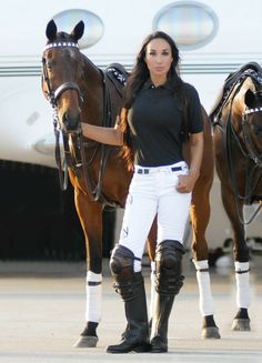 #sabrina #sabrinabarnett #polosabrina #privatejets #poloponies #sabrinaprivatejets #exoticcars #elegantwomen #polowomen #jetshorses