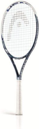 Head YouTek Graphene Instinct S - 4 0/8 Tennis Racquet by HEAD. $169.95. Headsize: 102 square inches / 660 sq. cm. String Pattern: 16 Mains x 19 Crosses. Weight (unstrung): 9.5 oz / 270 grams. Composition: Graphene / d3o. Length: 27 inches / 68.5 cm. The S model offers increased maneuverability at 9.5 oz (unstrung).  The sweet spot is enhanced with the slightly larger 102 sq. inch head size.  Featuring GRAPHENE, the world's lightest and strongest material.   This extremely st...