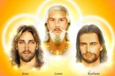 Mestres Ascensionados - Jesus - Lanto - Kutumi