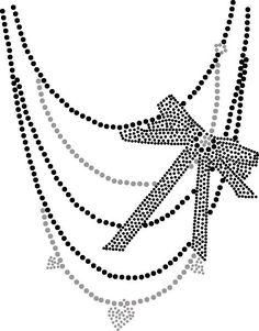 neckline_ketting