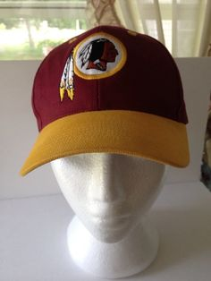 WASHINGTON REDSKINS NFL RETRO VINTAGE SNAPBACK CAP HAT BY TWINS ENTERPRISE #TwinsEnterprisesInc #WashingtonRedskins
