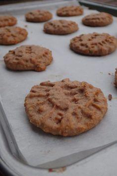 Pohankové sušenky s vlašskými ořechy - Novalim Dairy Free Recipes, Raw Food Recipes, Gluten Free, Cooking Recipes, Healthy Cookies, Raw Vegan, Free Food, Sweets, Snacks