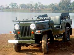My CJ500D 4x4: Hi All,   I am a proud owner of a 1986 Mahindra CJ500D 4x4. Its essentially a stretched CJ3B with a B275 Diesel engine, 3 Speed T90 Gearbox and Spicer