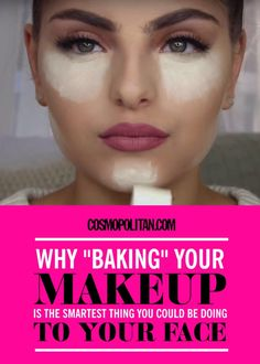 My LimeLight Tip of the Day: Baking. This is done after applying concealer. Go over area when finished with a damp sponge, then apply a generous amount of translucent powder. Let that sit for 5 to 10 minutes then gently dust off. To purchase LimeLight by Alcone concealer or Foundation please go to www.lorilarkin.com #makeuptip #concealer #foundation  Read the article @ http://www.cosmopolitan.com/style-beauty/beauty/how-to/amp42810/how-to-bake-your-makeup/