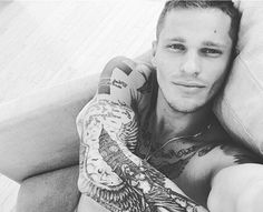 Vadim Ivanov.  #male #model #handsome #man #boy #russian #tattoos #arms Pretty Men, Gorgeous Men, Russian Men, Most Beautiful Eyes, Beautiful Disaster, Character Portraits, Male Face, Book Characters, Resident Evil