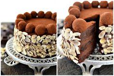 "Торт ""Супер-Шоколад"" : Ням ням за 5 хвилин"