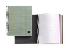 Notebook 3 Tartan Vede diseñado por MIQUELRIUS.