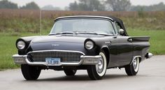 Ford Thunderbird (1957)