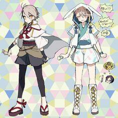 All Anime, Anime Boys, Ensemble Stars, Touken Ranbu, How To Fall Asleep, Soldiers, Fictional Characters, Peace, Random