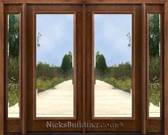 ... glass double doors exterior home depot ...