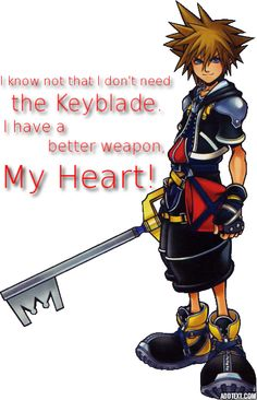 22 Best Kh Quotes Images Kingdom Hearts Kingdom Hearts 3
