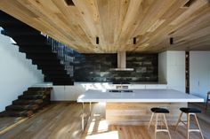 Open House / Architects EAT Location: Burnley, VIC, Australia