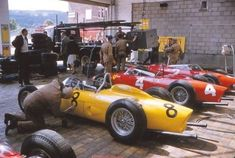 Ferrari 156 SPA 1961