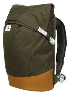 New Roll Top - Backpack EQYBP03199 | Quiksilver