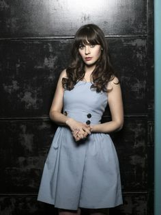 Zooey, i steal your style and make it my own!