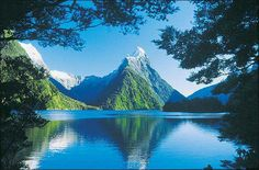New Zealand  ~All we have to decide is what to do with the time that is given us